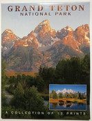 Grand Teton postcards