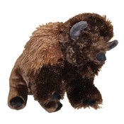 Plush Bison Cuddlekins