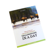 Yellowstone in A Day guide cover