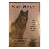 She Wolf DVD cover, Bob Landis Film