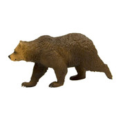 Small grizzly bear figurine
