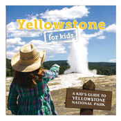 Yellowstone for Kids guide cover