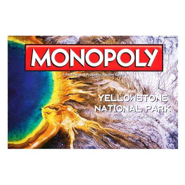 Yellowstone National Park Monopoly